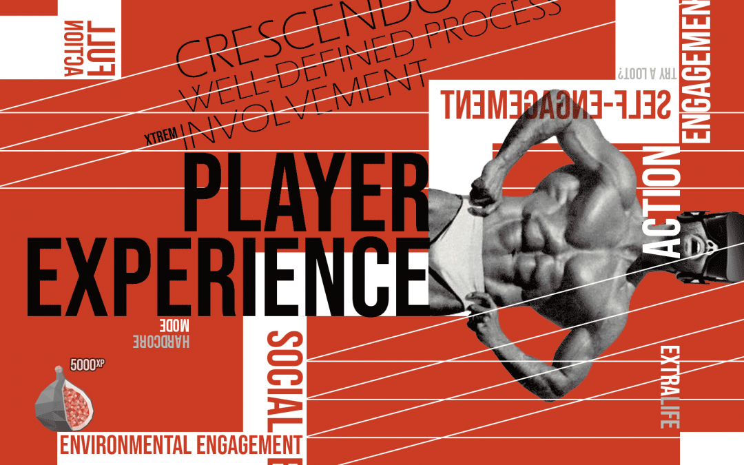Understanding and deconstructing the player experience (5/5): positioning the concepts