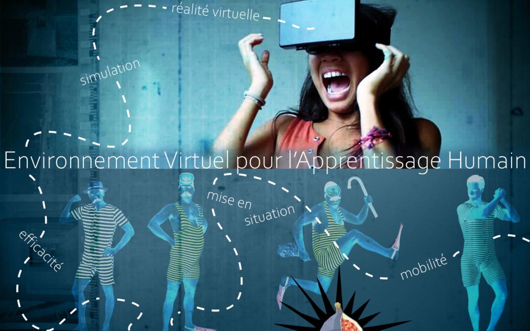 La réalité virtuelle pour la formation en milieu hospitalier